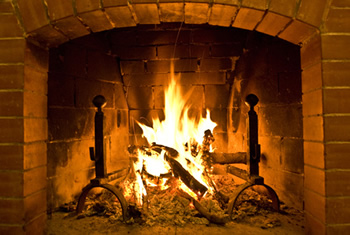 Pleasant Why Choose A Real Or Open Fire Home Remodeling Inspirations Genioncuboardxyz
